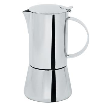 Cafetière italienne Induction CAPRI CRISTEL Inox brillant