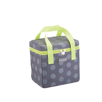 Sac Lunch Box isotherme 4.9 L KitchenCraft GREY SPOT