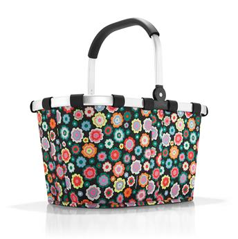 CARRYBAG Panier à provisions pliable  REISENTHEL Happy Flowers
