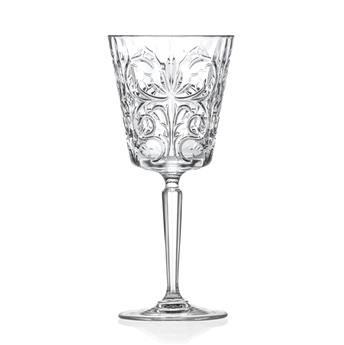 TATTOO Verre à pied vin cocktail 29 cl - Les 6  SC
