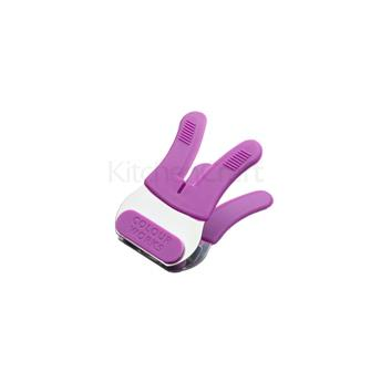 Clip support ustensile COLOURWORKS Violet